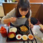 韓国家庭料理ソナムで参鶏湯ランチ